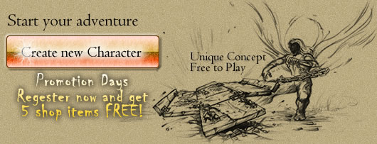 New Adventure - free online mmorpg browser game