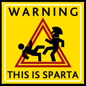 it s supposed to be fun 5 this is sparta